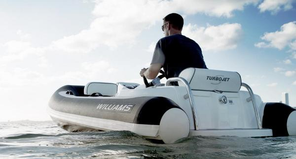 Williams Jet Tenders Turbojet 285 Williams Jet Tenders Turbojet 285