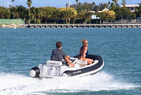 Williams Jet Tenders Turbojet 285 Manufacturer Provided Image