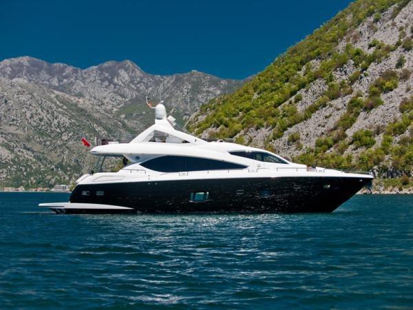 Sunseeker 88 Yacht OOMKA