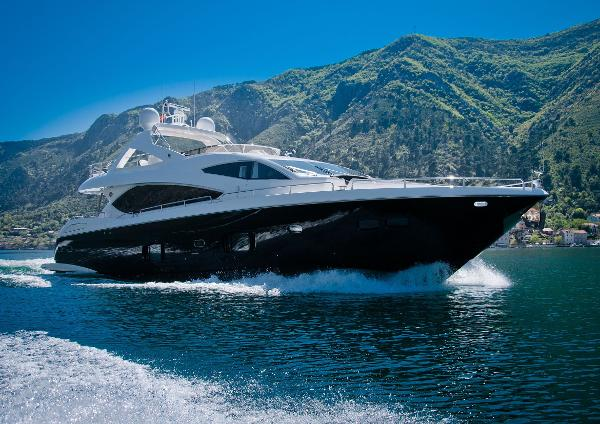 Sunseeker 88 Yacht Sunseeker 88 Yacht