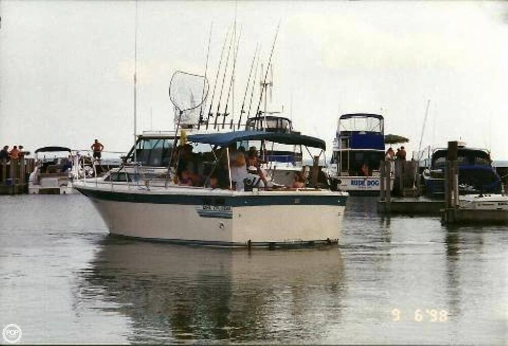 Baha Cruisers 310 Sportfisherman 1988 Baha Cruisers 310 Sportfisherman for sale in Augres, MI