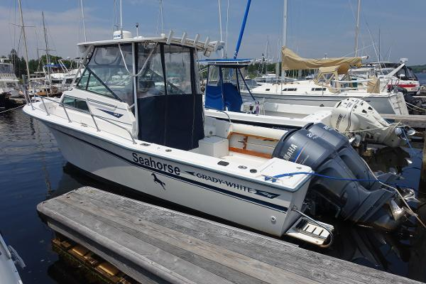 25' Grady White Sailfish (Repowered 2003)