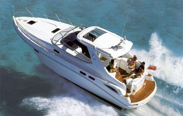 Sealine S41 Sports Cruiser Manufacturer Provided Image: S41 Sports Cruiser