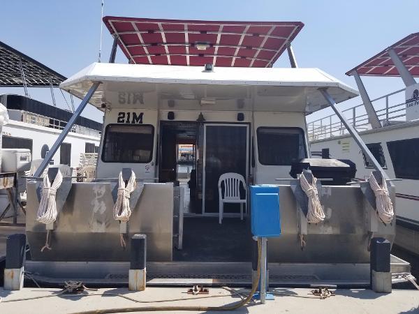 M Yacht Houseboat 53x15