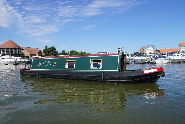 Narrowboat 38ft Lees Narrowboat