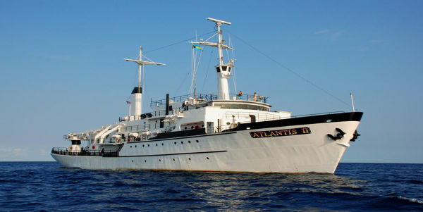 Explorer Research Expedition Vessel Photo 1