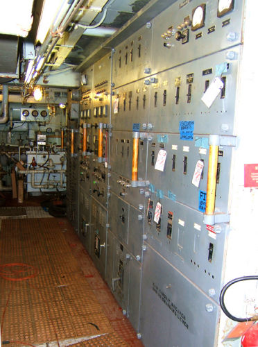 Engine Room, #1