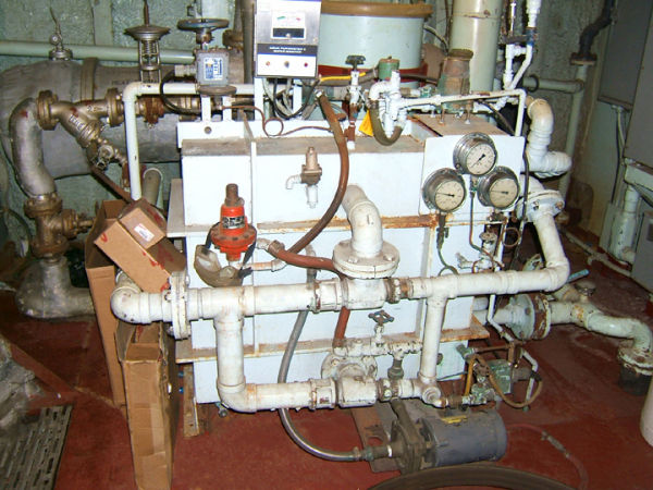 Engine Room, #3