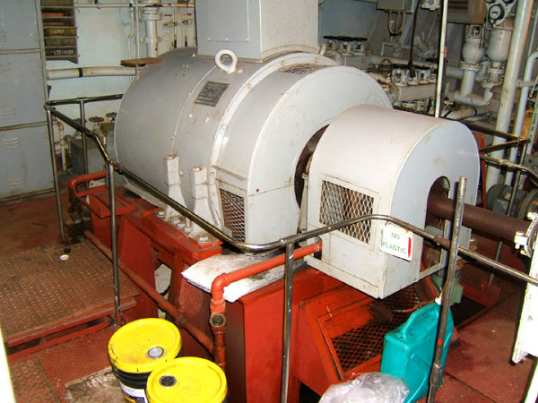 Engine Room, #7