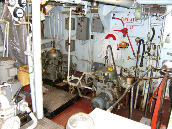 Engine Room, #8