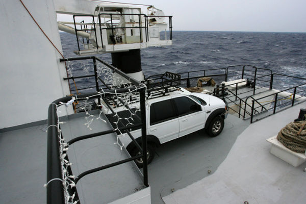 Deck, SUV