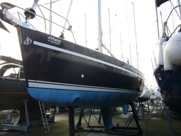 Ocean Yachts Ocean Star 56.1 Ocean Star 56.1 - ATHENA