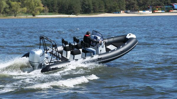 Brig Inflatables Navigator 610