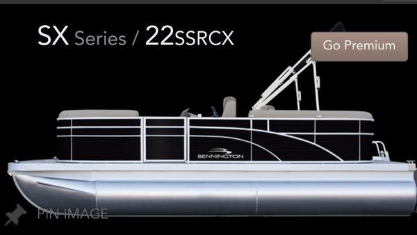Bennington 22SSRCX