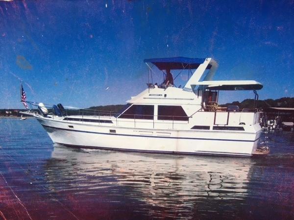 President 43 Motor Yacht