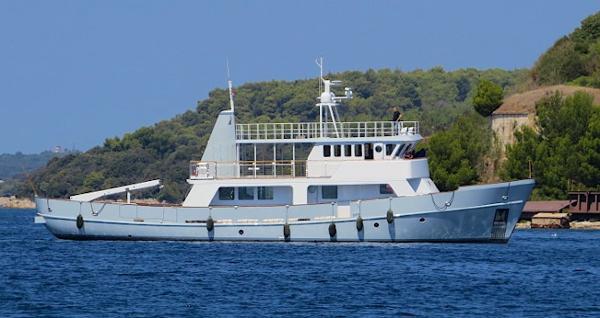 Explorer Motor Yachts Voldnes