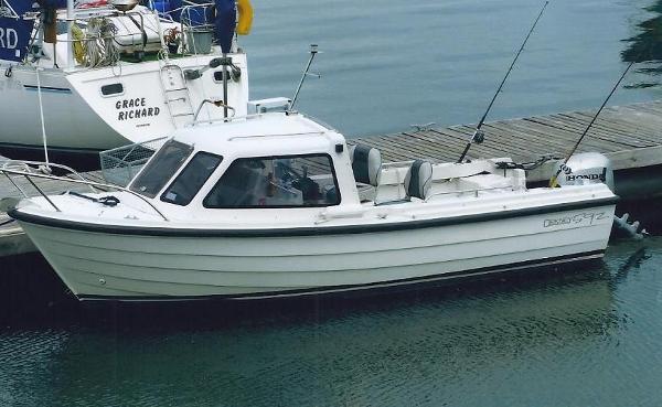 Orkney Boats Orkney 592 TT