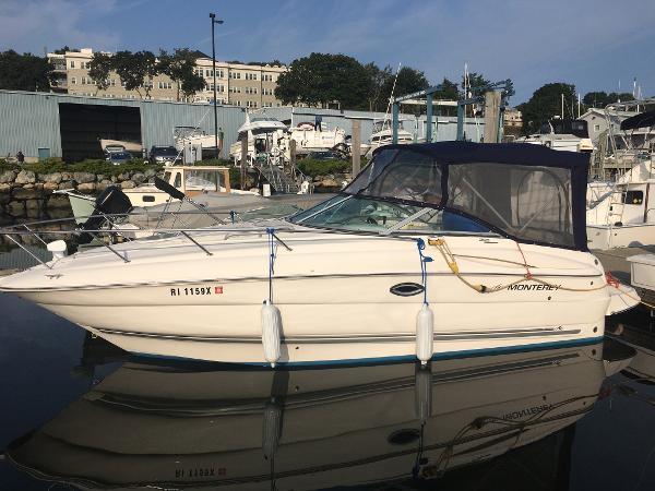 Monterey 250CR