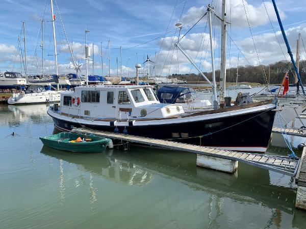 Classic ex RNLI Tobermory Lifeboat Watson 46 Ex RNLI Lifeboat