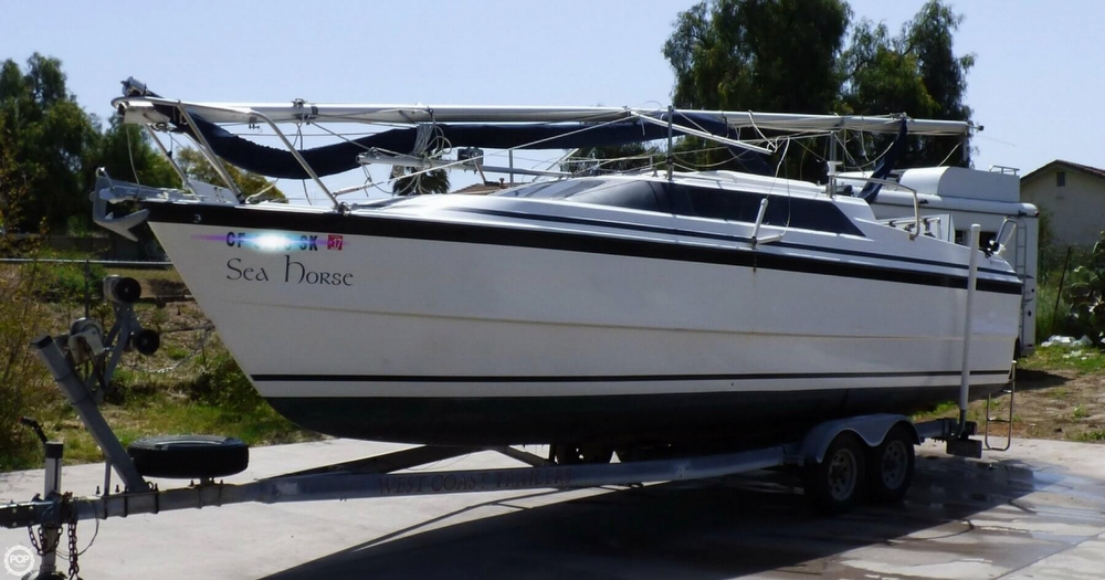MacGregor 26x 2001 MacGregor 26X for sale in Fallbrook, CA