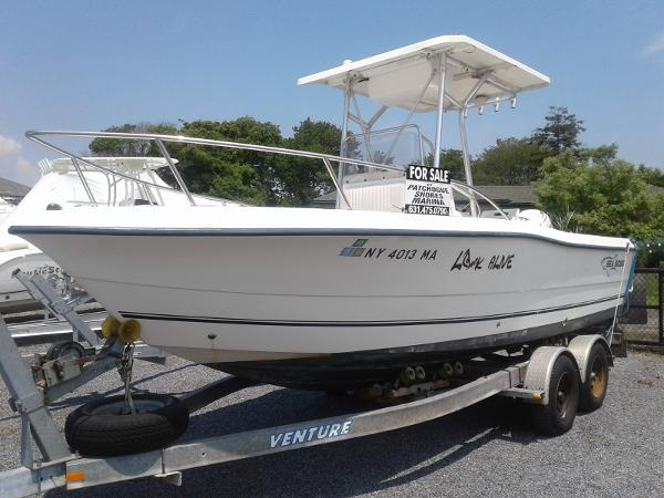 Sea Boss 210 Center Console Sea Boss/Venture Package