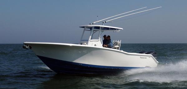 Tidewater Boats 28 CC Adventure