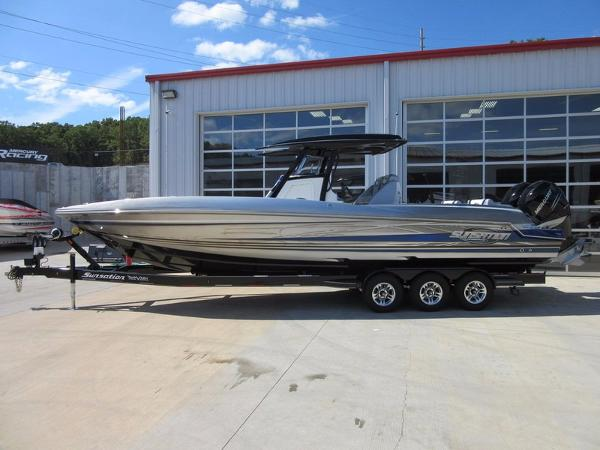 Sunsation Powerboats 32CCX