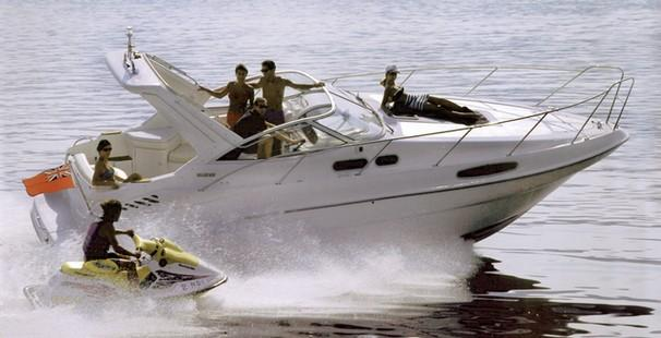 Sealine S28 Sports Cruiser Manufacturer Provided Image: S28 Sport Cruiser