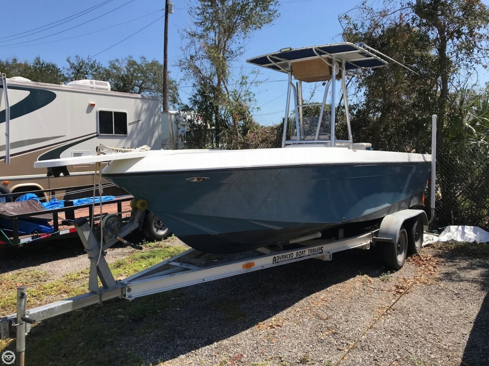 SportCraft Fisherman 200 1983 Sportcraft Fisherman 200 for sale in Saint Augustine, FL