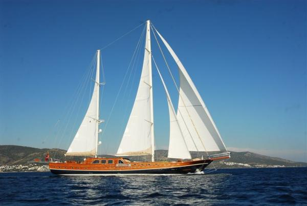 C Yachting - Bodrum Gulet Ketch