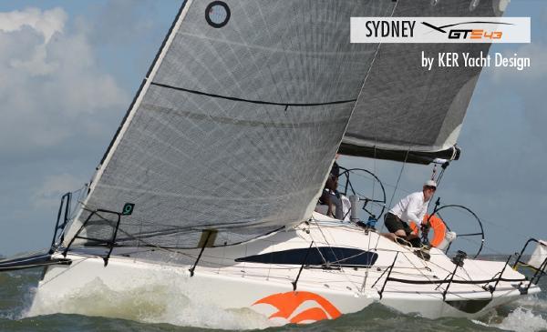 Sydney 43 GTS