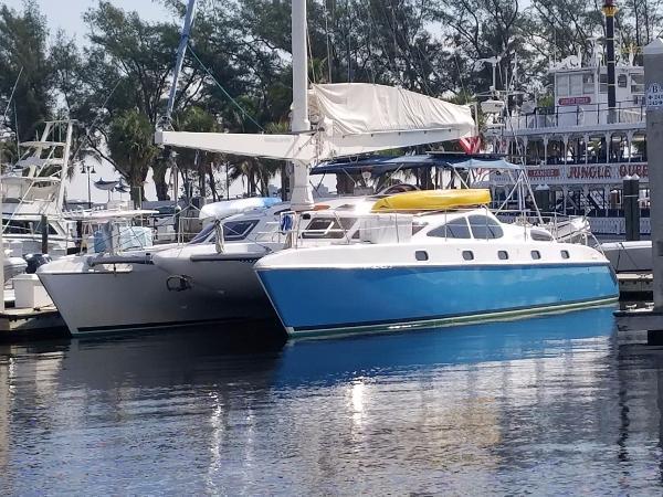 Prout 45 Owner's Edition Aerorig Catamaran
