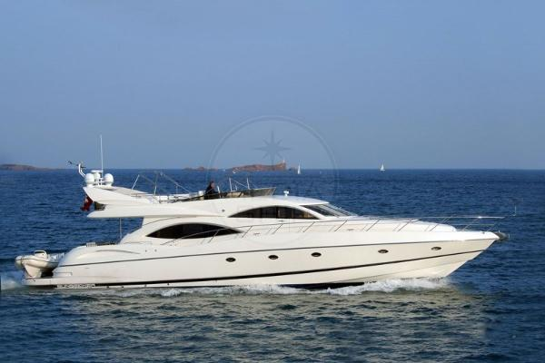 Sunseeker Manhattan 74 SUNSEEKER - SUNSEEKER 74 MANHATTAN - exteriors