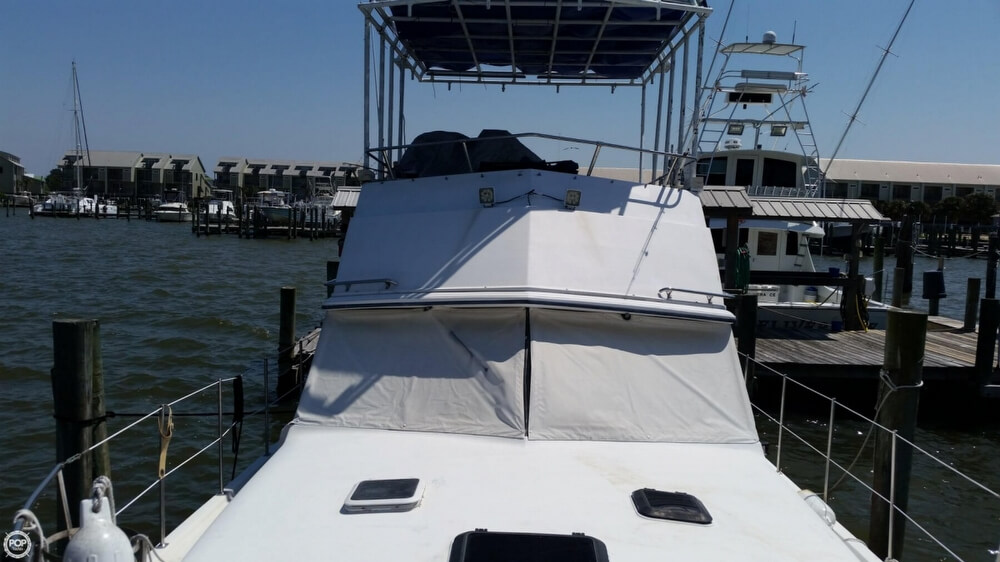 Carver 3607 Aft Cabin Motoryacht 1987 Carver 3607 for sale in Dauphin Island, AL