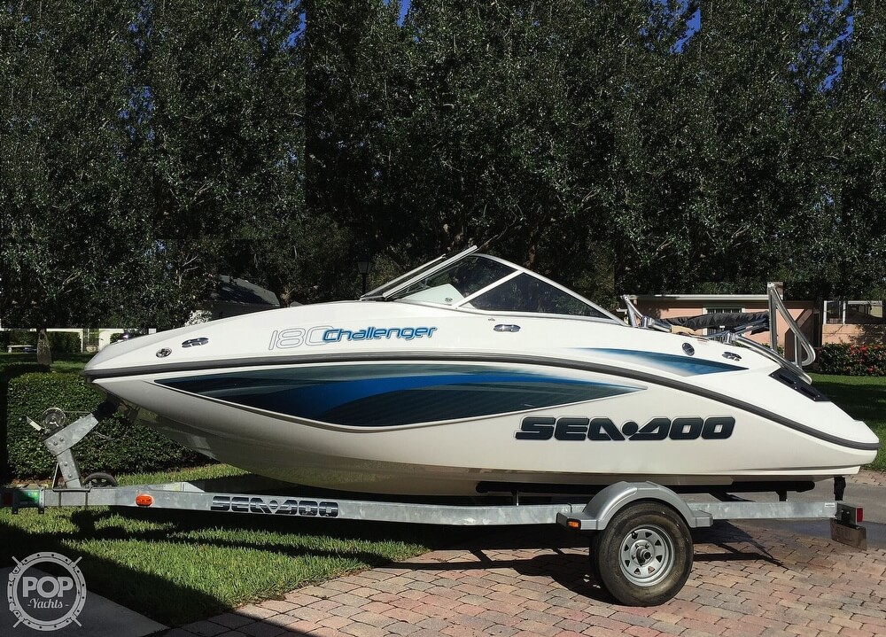 Sea-Doo 180 Challenger 2007 Sea-Doo 180 Challenger SE W/Tower for sale in Jupiter, FL
