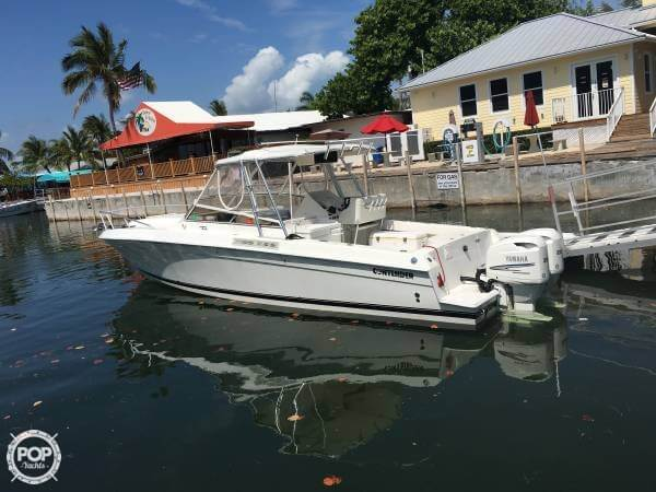 Contender 35 Center Console 1995 Contender 35 Center Console for sale in Key Largo, FL