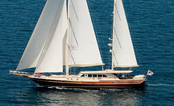Custom Superyacht Gulet