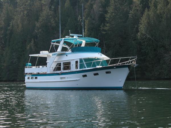 DeFever 44 Offshore