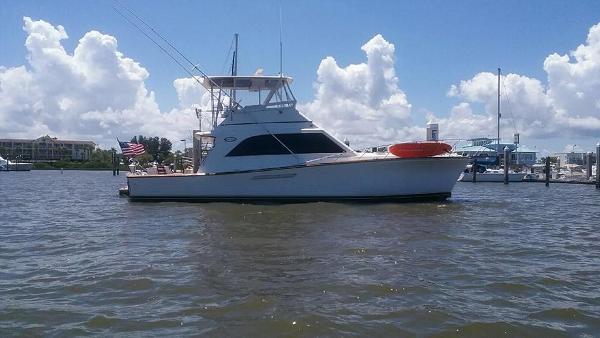 Ocean Yachts 48 Super Sport