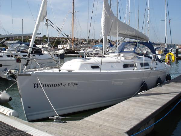 Hanse 315 Hanse 315 'Winsome' Pretty Boat