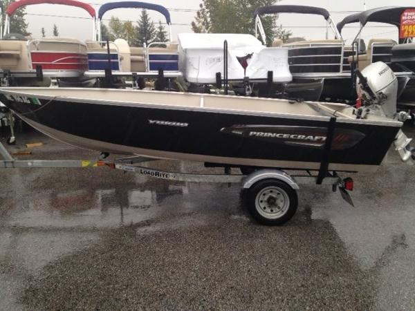 Princecraft Utilities Yukon 15