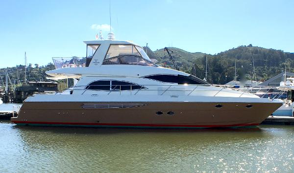Seavana Flybridge Motoryacht V TWELVE