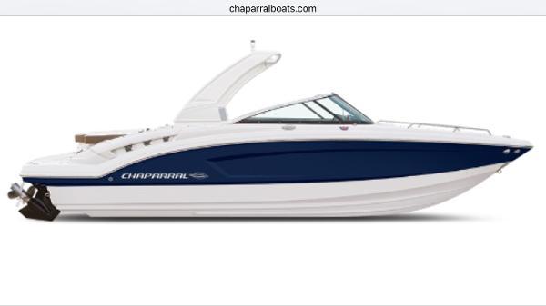 Chaparral 237 SSX