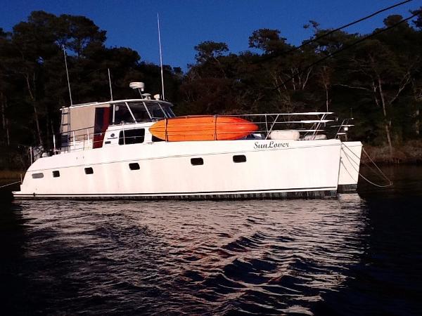 Endeavour Catamaran 44 Power Cat