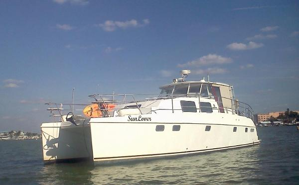 Endeavour Catamaran 44 Power Cat