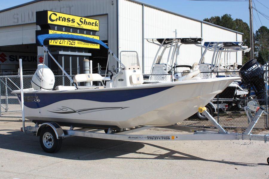 marktfähig Straßenpreis Sonderangebot 2019 Carolina Skiff 198 DLV, Buford Georgia - boats.com