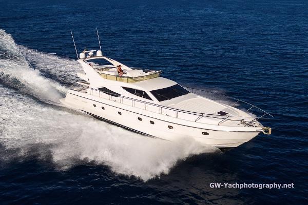 Ferretti Yachts 620 Actual FERRETTI 620 in 2016