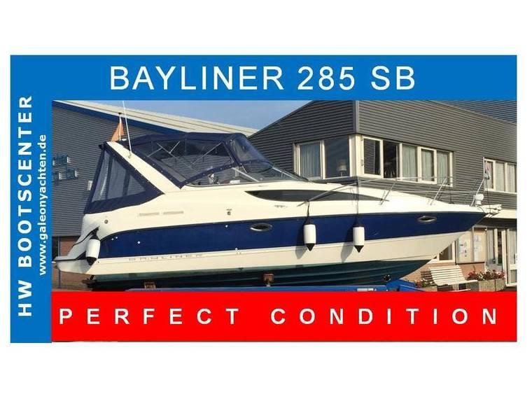Bayliner Bayliner 285 SB Erstwasserung 2008