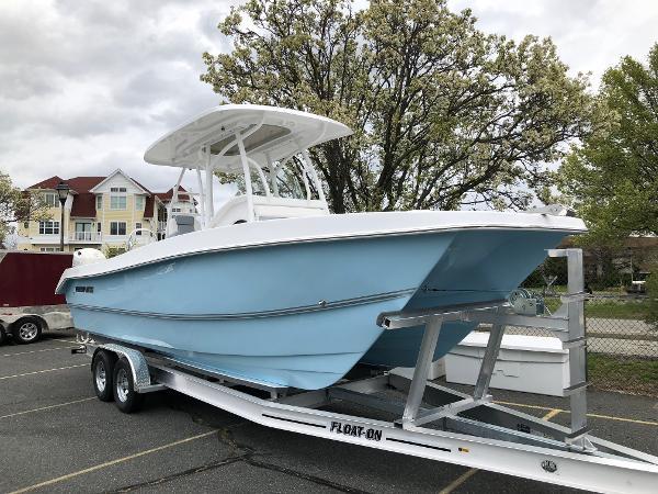 Twin Vee OceanCat 260SE