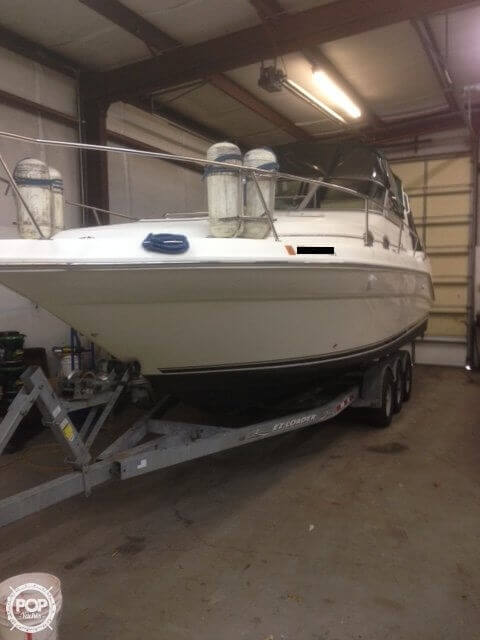 Sea Ray 290 Sundancer 1996 Sea Ray 290 Sundancer for sale in Morehead, KY